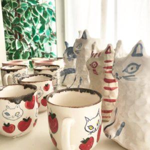 chatoさんの陶器