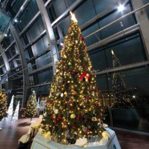 アクアマリンクリスマス