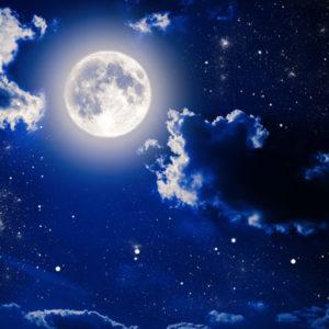 お月さま占い 満月リーディング