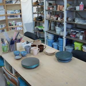 陶芸教室かたち