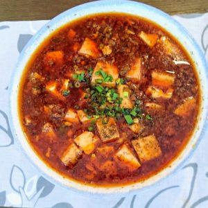 麻婆麺はじまりました🍜