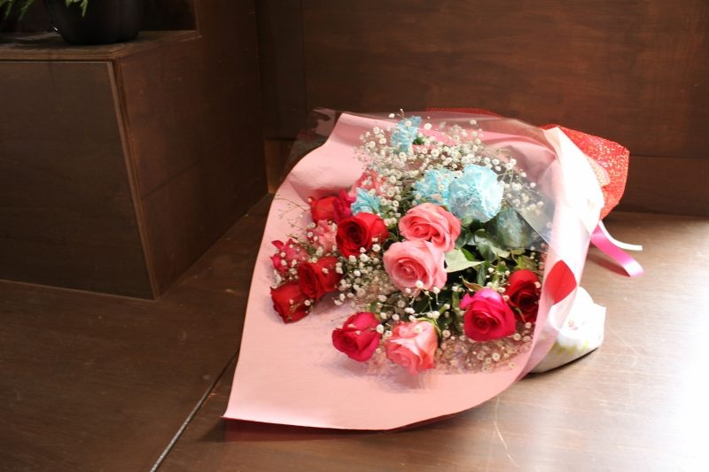 ♪♪♪ 素敵なバラがたくさん入荷しました♪♪♪