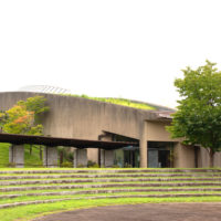 いわき市立草野心平記念文学館 いわき市小川町にある文学館