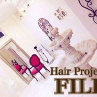 Hair Project FILE-フィル-|いわき市内郷の美容室