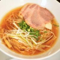 創作麺 やま鳶|いわき市小島町のラーメン